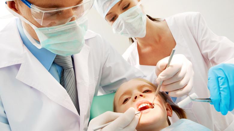 PEDODONTİ (Çocuk Diş Hekimliği)